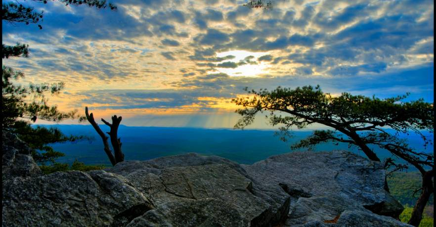 Cheaha State Park Alabama State Parks
