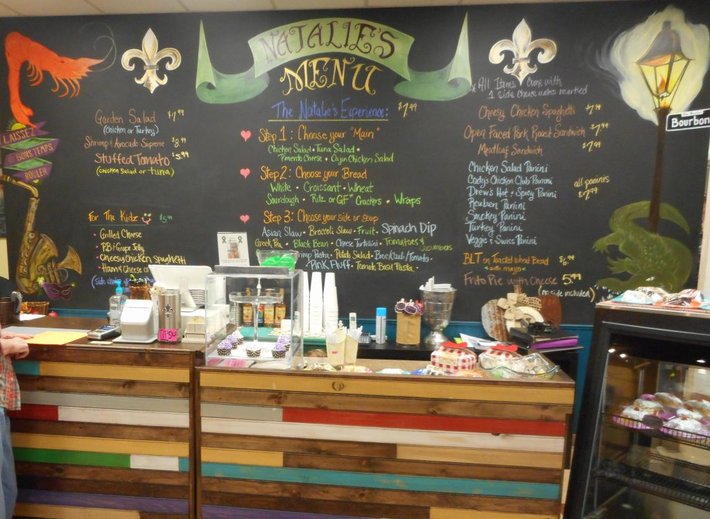 NATALIE'S CAFE & CATERING