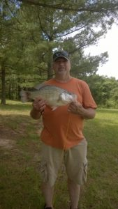 WORLD RECORD CRAPPIE