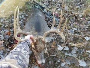 ARKANSAS STATE RECORD WHITETAIL