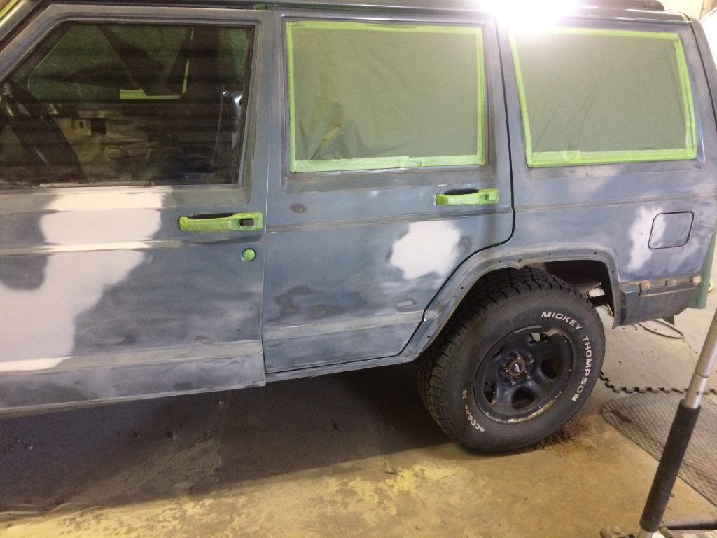 BREATHAWAY OUTDOORS AMERICA, INC. JEEP XJ